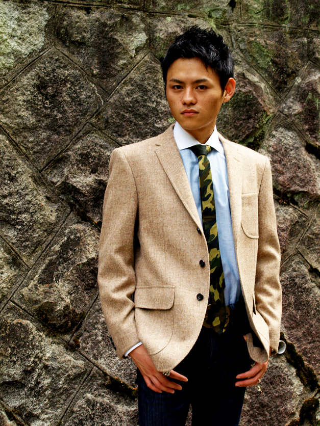 UK Tweed jacket